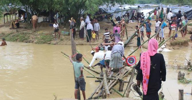 Royhinga Crisis image