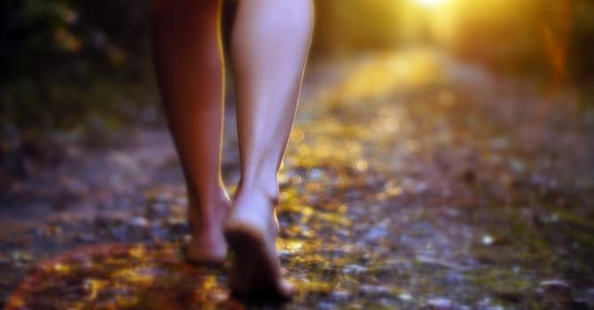 Taking Light Steps