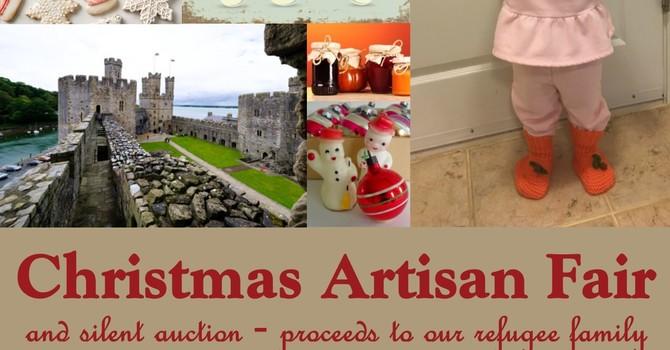 Christmas Artisan Fair and Silent Auction