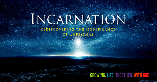 Advent 1: Incarnation an Introduction by Adam Hamilton