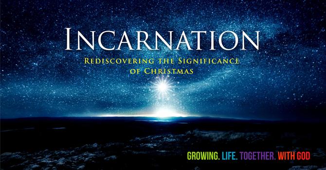 Advent 1: Incarnation an Introduction by Adam Hamilton