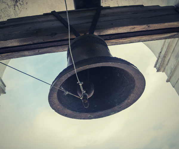 Searching for a church bell
