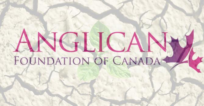 Press Release: Anglican Foundation Announces Fall 2020 Grant image