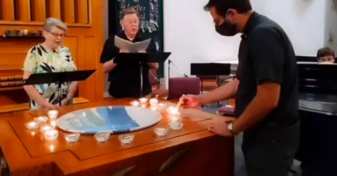Advent Holden Evening Prayer