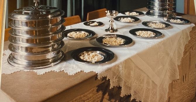 Sunday Morning Worship Service - Communion Sunday