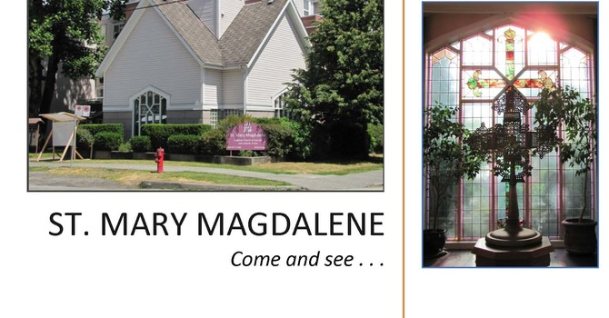Vicar - St. Mary Magdalene, Vancouver