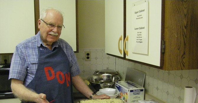 Cook-a-thon Yields Freezer Full of Food image