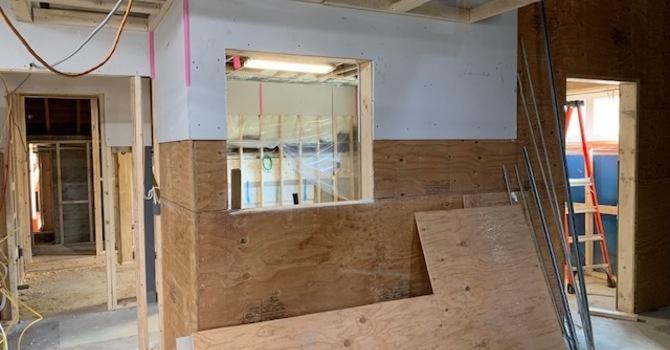 St. Thomas' Renovation Update image
