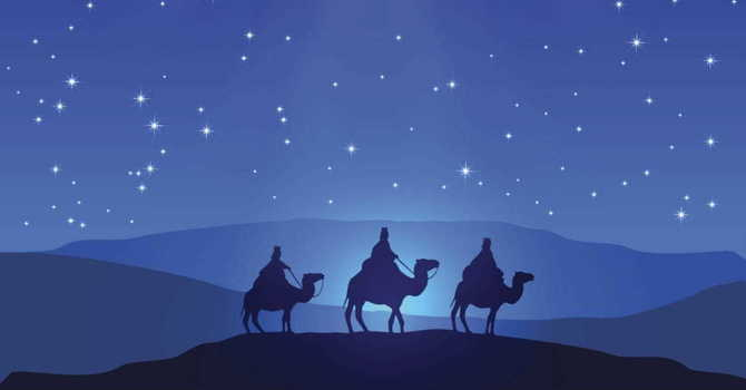 Advent  Study: Luke's Nativity