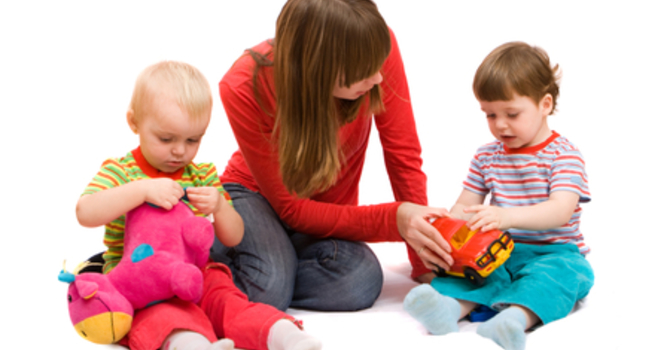 Babysitting Course at QM During Pro D Day April 27th  image