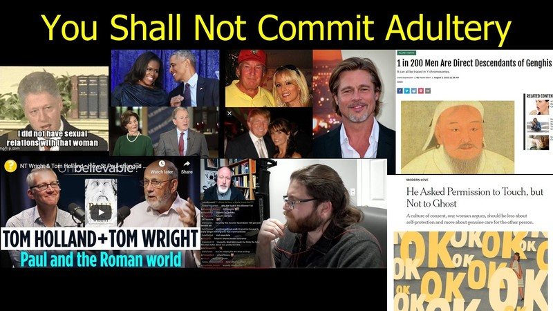 You Shall Not Commit Adultery