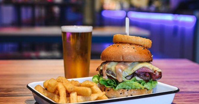 Beer and Burger Night