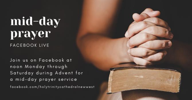 Mid-Day Prayer