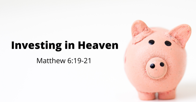 Investing in Heaven