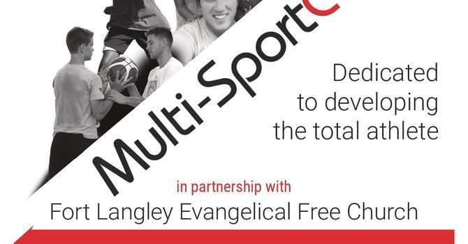 Multi Sport Camp - Church Family Spots are Full!  image