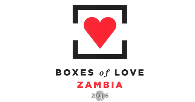 Boxes of Love Zambia image