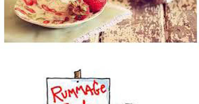 Rummage with Strawberries image