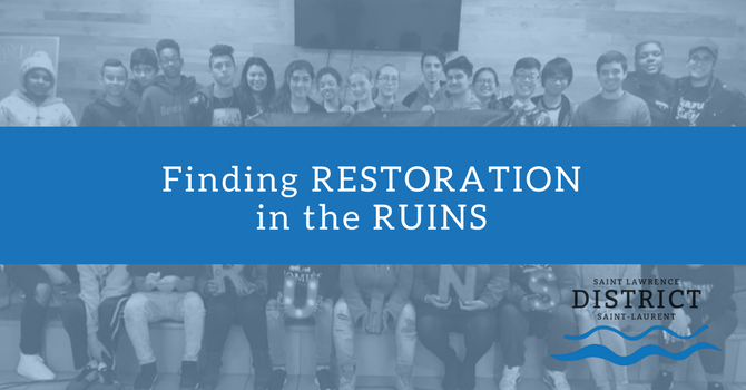 Finding Restoration in the Ruins image