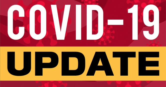COVID-19 UPDATE as of Nov 10