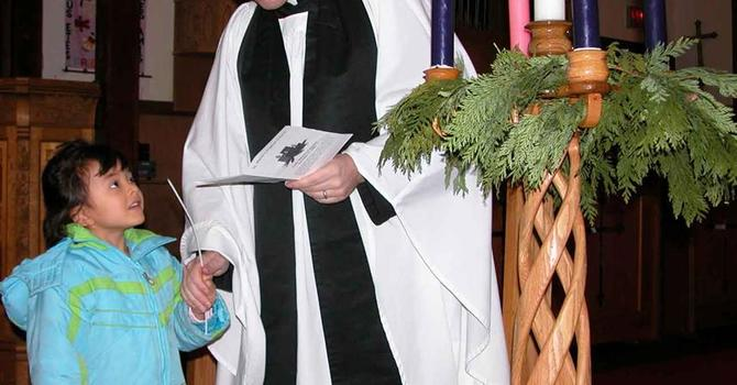 The Reverend Jeremy Clark-King Appointed Rector of SMK image