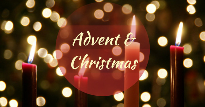 Advent Candle Lighting image