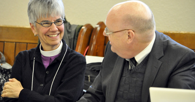 Diocesan Council Highlights, March 11th, 2014 image