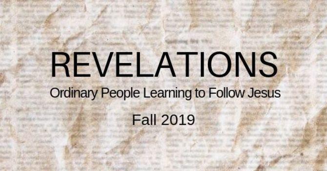 Revelations Newsletter image