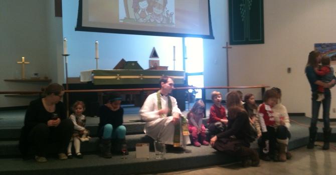 Guest Preacher -- March 3rd image