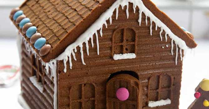Gingerbread House Sale