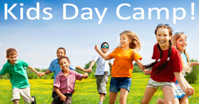 Pray for Kids Day Camp image