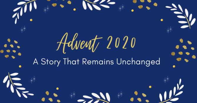 將臨期講道系列 Advent Message Series