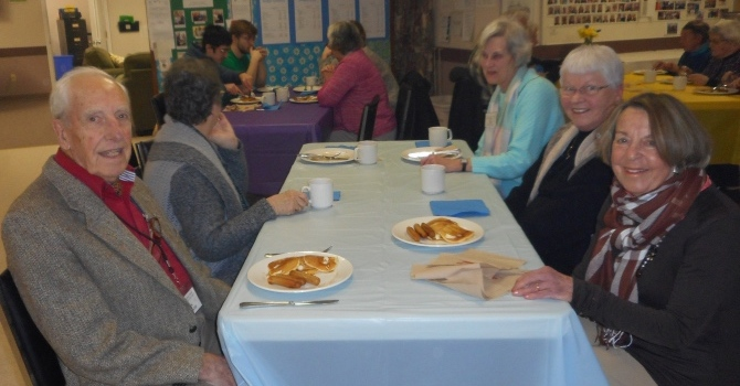 Pancake Supper a great success image
