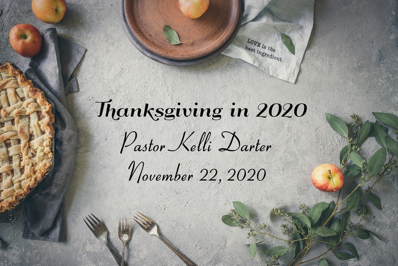 Thanksgiving in 2020