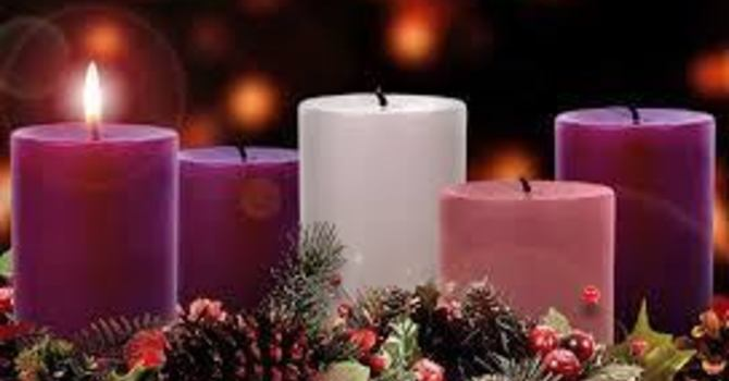 Bulletin: Advent One image