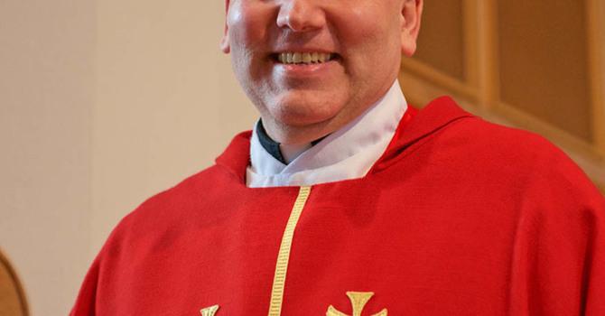 Bishop Coadjutor Elect - The Reverend John Stephens image