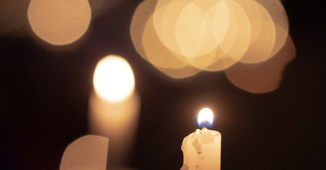 Praying Through Advent image