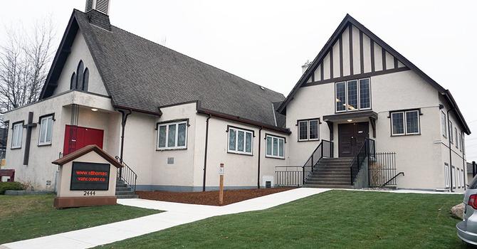 Open House at St. Thomas'