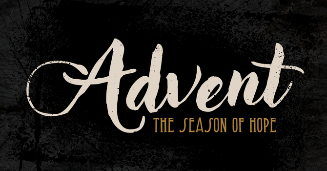 Advent the Season of Hope
