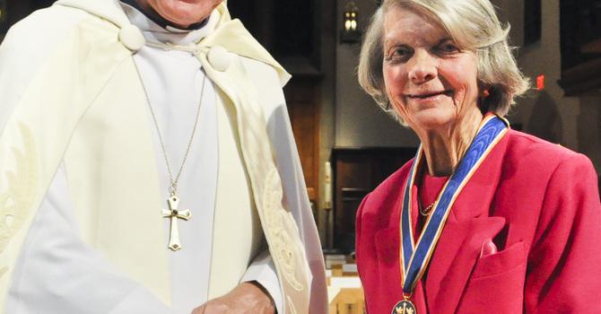 Margaret (Peg) Adele Cleveland Andrews, ODNW image