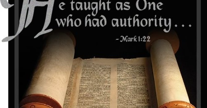 The Question Of Authority