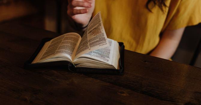 Thursday Morning Ladies Bible Study