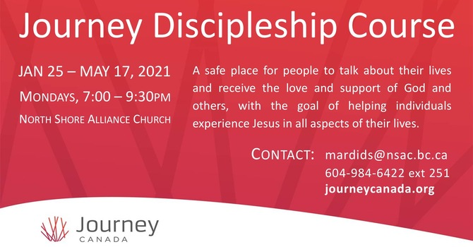 Journey Discipleship Course