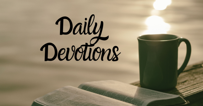 Daily Devotions image
