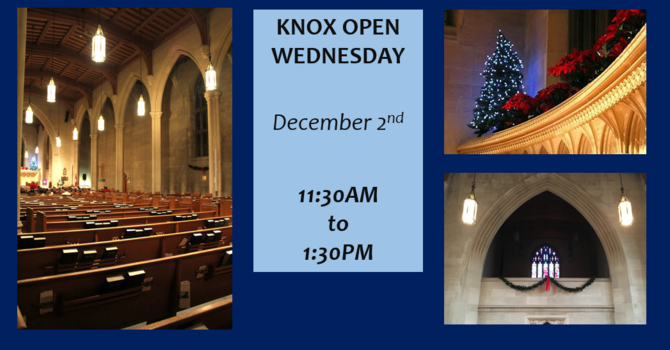 Knox Open Wednesday
