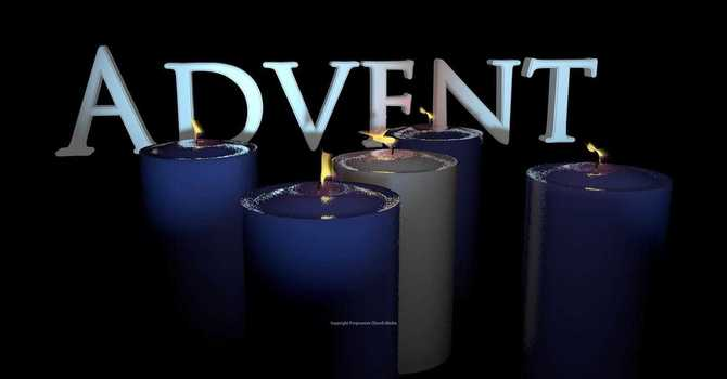 First Sunday of Advent Worship Service - November 29th - 7:00 pm image