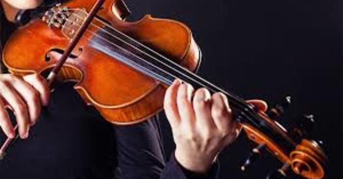 Queen Mary Strings Club for 2016/2017 image