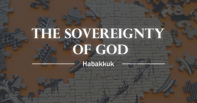 #3 - The Sovereign God Confirmed