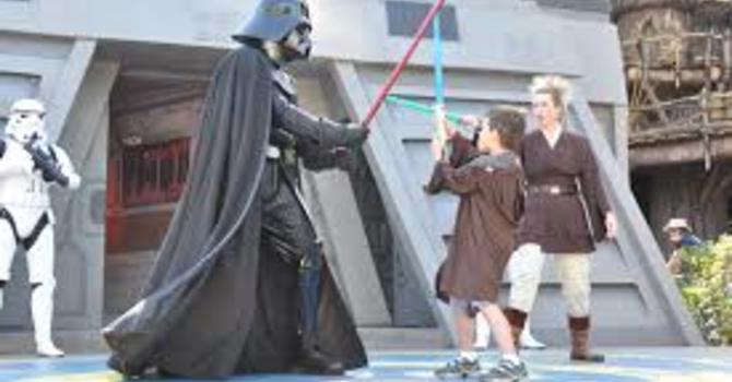 Jedi Training and Otherness image