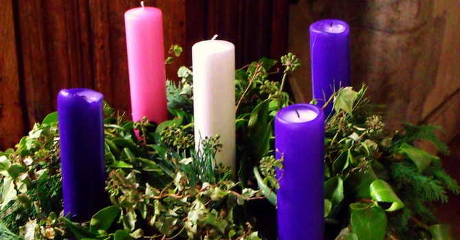 Advent Procession Order of Service image