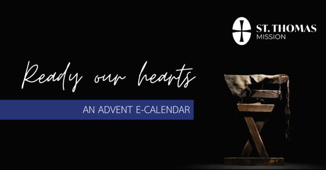 Advent E-Calendar Day 1 image
